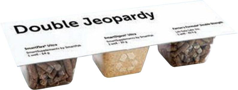 SmartPak Double Jeopardy