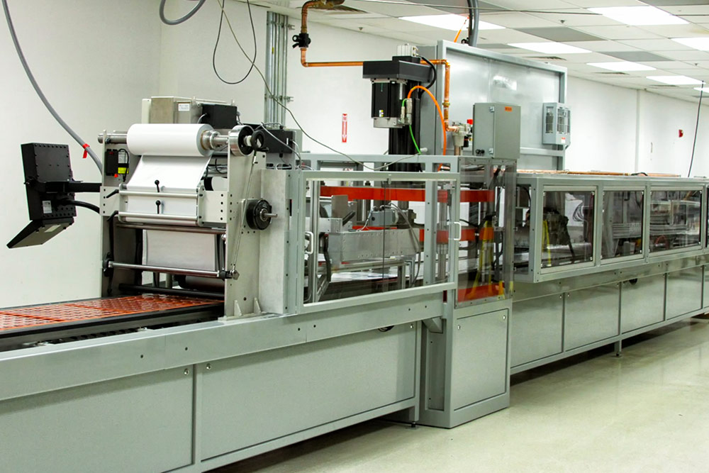 Automated Packaging System