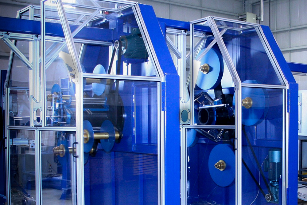 Spoolable Pipe Production Line